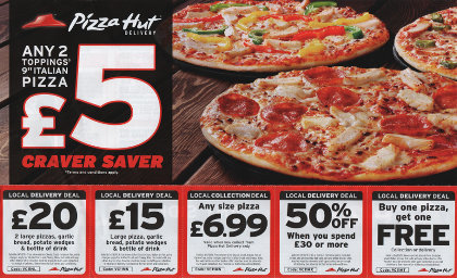 4th Of July Free PIZZA HUT Stuffed Pizza Rolls June 25, by Karen This post may contain affiliate links, which means I earn a small commission if you click and make a purchase. Thanks for supporting Saving The Family Money.